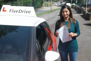 How much are driving lessons Bridgend